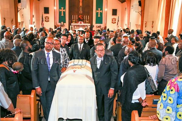 Mai Brown Funeral Service