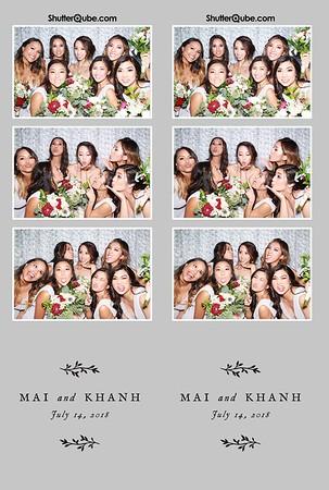 "Mai & Khanh""s Wedding 07-14-2018"