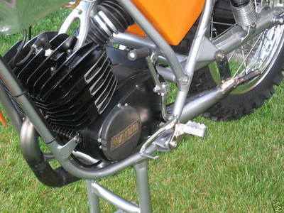 1974  and a half 125