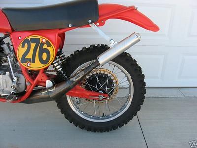 1977 AW 440 unrestored
