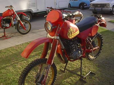 1981 490 GS