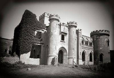 Clifden Castle, Connemara