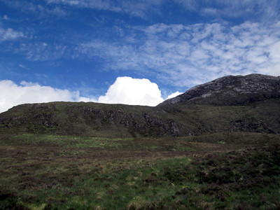 Connemara Clouds