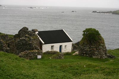 Blasket Island Cottage, Kerry
