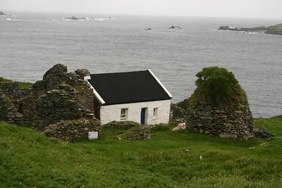 Blasket Island Cottage, Kerry