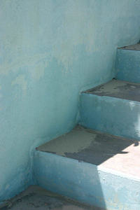 Blue Bahama Steps