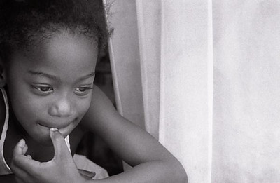 Beautiful Bahamian Child