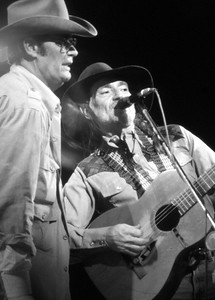 James Garner & Willie Nelson