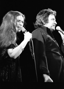 June Carter Cash & Johnny Cash