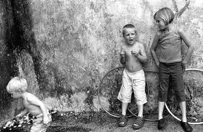 """Theo, Zachary & Emily 2, Nassau, Bahamas"""