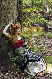 Fair Maiden of the Arden Wood