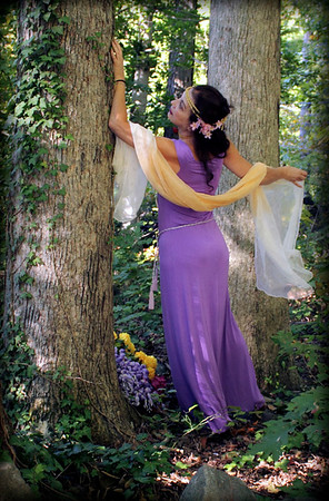 Psyche in the Forest