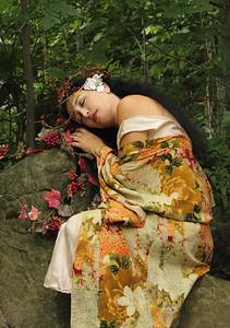 """Slumbering Maiden"""
