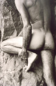 Canyon Male Nude Study 2