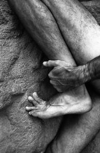 Canyon Male Nude Study 4