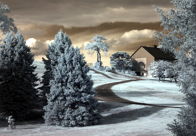 """The Barn at Winterthur"""