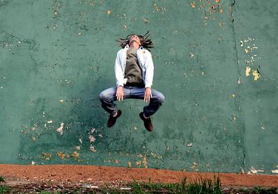 Craig Jumping