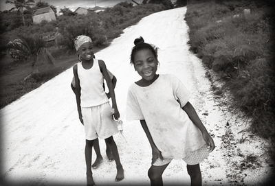"""On Farmer's Hill, Exuma, Bahamas"""