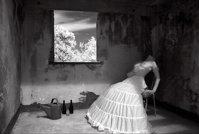 """""""Self-Portrait among the Ruins, Bahamas"""""""