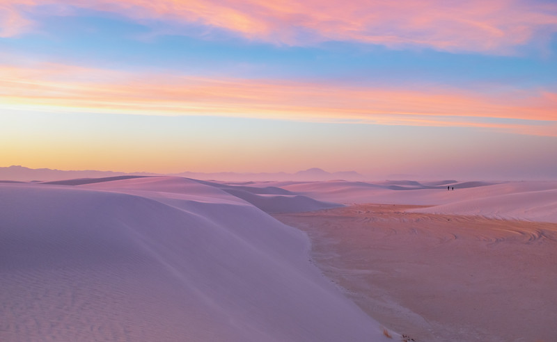 White Sands National Monument, 2019