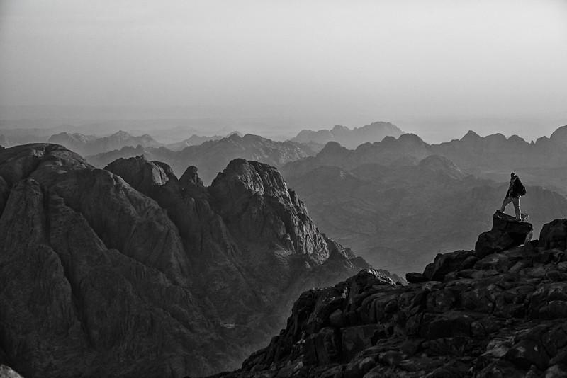 Mt. Sinai, Egypt. 2010