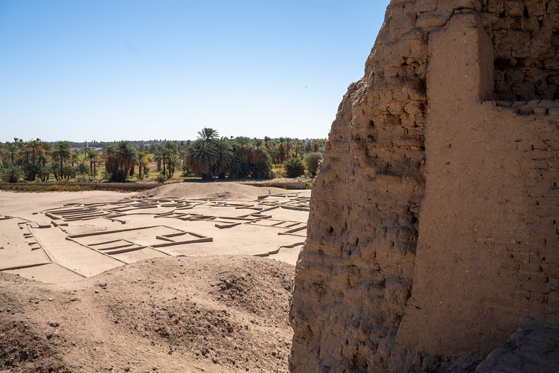Kerma Restorations from the side of the defuffa