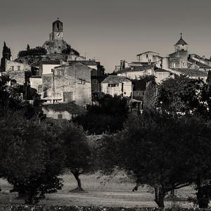 Village of Lourmarin, Provence, France