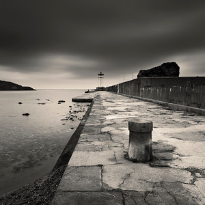 Port Vendres Lighthouse Study 1