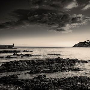 Collioure, Roussillon, France