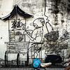 Penang Island's Street Art