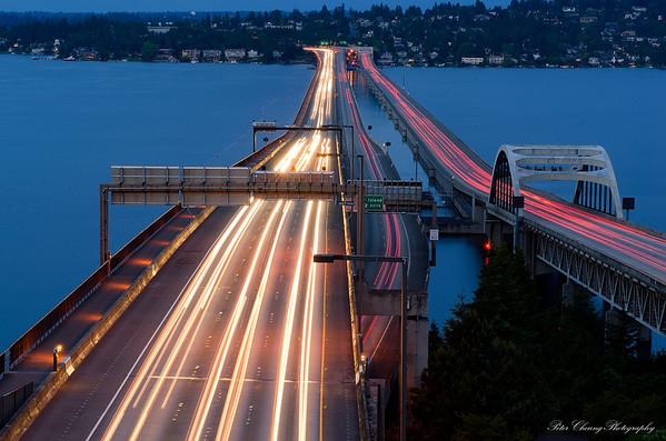 I-90 bridge