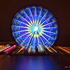 The attraction of great wheel