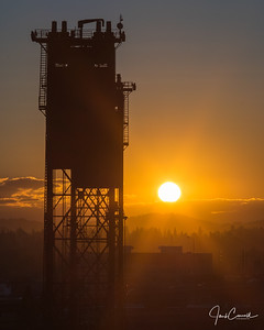 Portland Sunrise