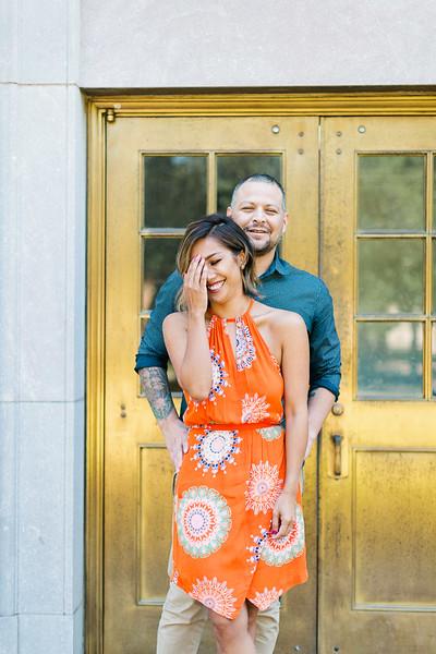 Houston Engagement photography in Katy, TX | Daria Ratliff photography