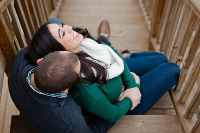 Jenna and Nathan Engagement session