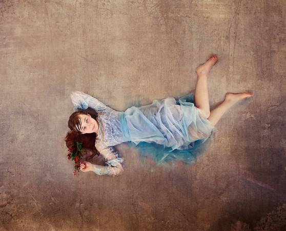 Water Portrait Of Alice - Alice