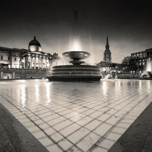 The Fountain, Trafalgar Square