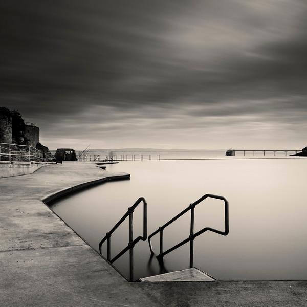 Sea water pool