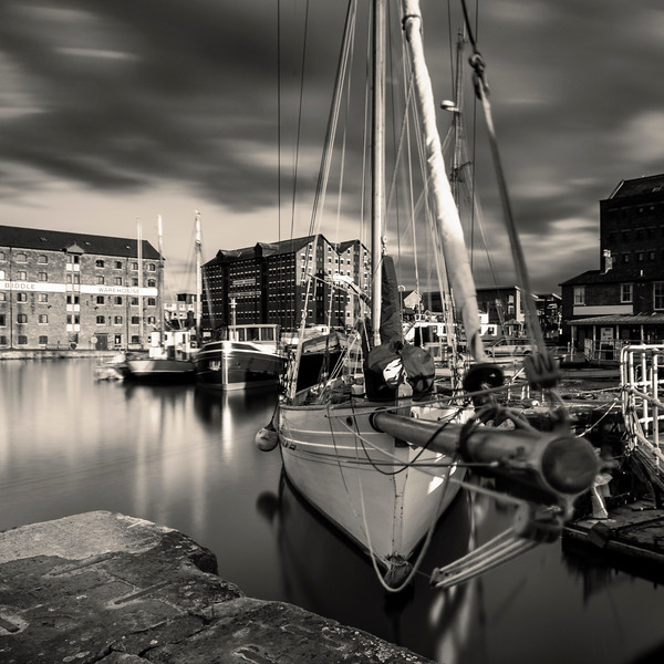 Gloucester Docks, Gloucestershire, England