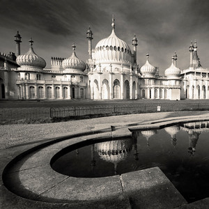 Royal Pavillion, Brighton, East Sussex, UK