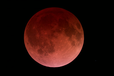 Passover Blood Moon 2014