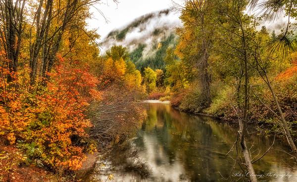Fall Colors at Leavenworth