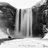 Skogafoss Falls in Iceland