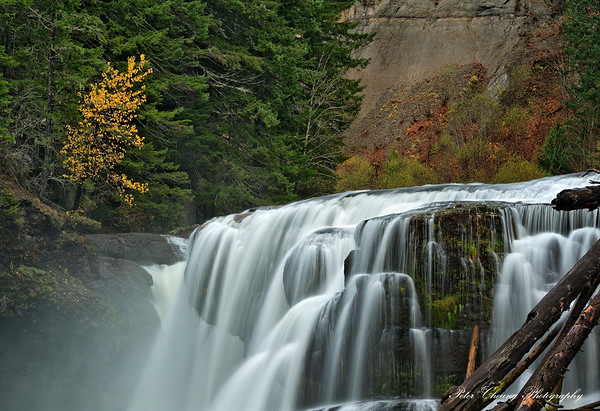 Lower Lewis River Falls, WA