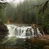 Lower Lewis River Falls, WA