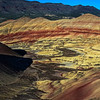 Painted Hills in Central Oregon