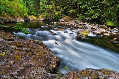 Twin Falls river