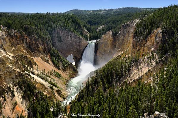 Yellow Stone Falls
