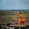 Cambodian Little monk