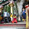 Hindu festival in Kualu Lumpur, Malaysia